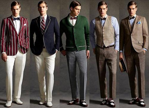 アメリカでは「華麗なるギャツビー」は大規模な宣伝効果もあって、大ヒット。Vogueをはじめとするファッション誌は「ギャツビー」風なファッション特集を組んでいま