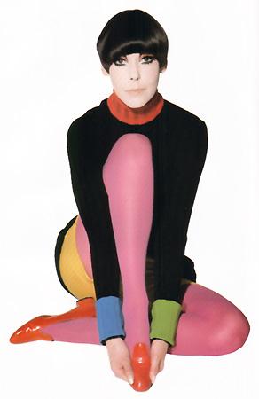 【60~70年代ファッション】ツィギー他可愛くておしゃれな画像集