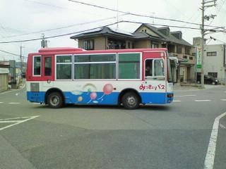 みっきぃバス