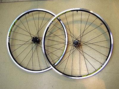 自転車の 自転車 チューブレス パンク : チューブレスホイール ...