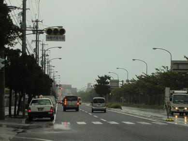 宜野湾市議 呉屋ヒトシのブログ あなたの声が力になる!市内情報信号機も停電。通行は気をつけて