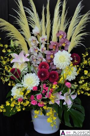 沖縄 豪華 花