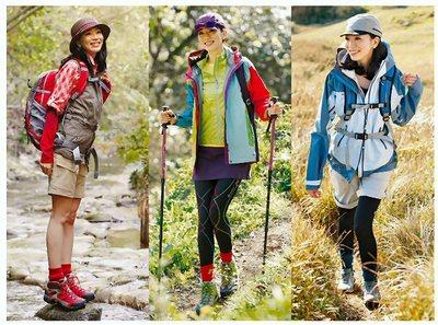 山ガール ファッション