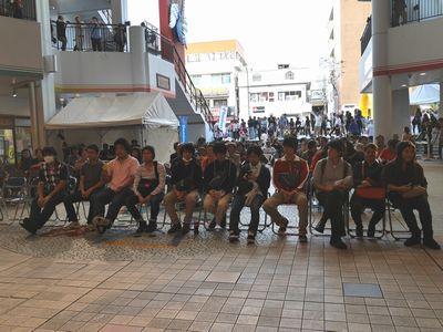 沖縄市中心市街地コザロードマップ制作 コザライ …