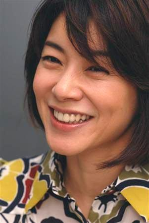 えくぼのある八木亜希子
