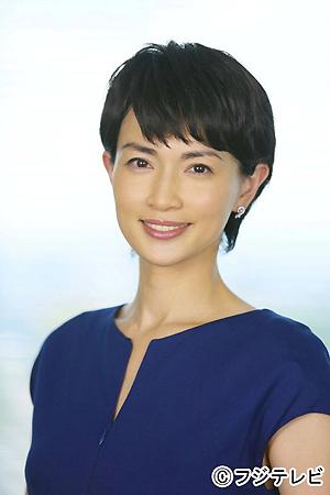 ショートカットが素敵な長谷川京子