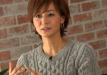富岡佳子 ショートヘア 髪型
