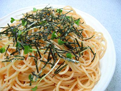 たらこスパゲッティの画像 p1_1