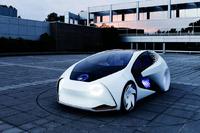 未来の車 トヨタすごいなぁ~。