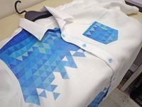シャツ制作 提案用ができました