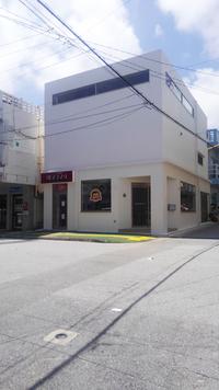 オキナウの店舗来店の際に駐車場案内です。