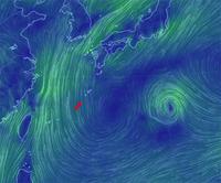 台風がまた来る?