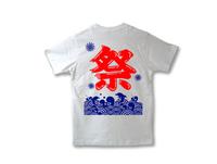 お祭りTシャツ ドライ素材で再販売!