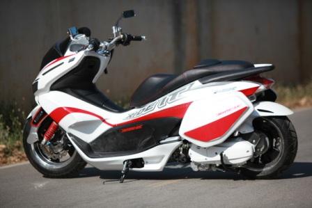 THAI・PCXカスタムバイク13:HONDA・PCX情報