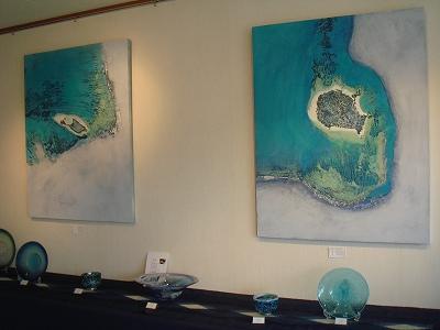 沖縄の美術工芸品のお店 ギャラリー プルミエ