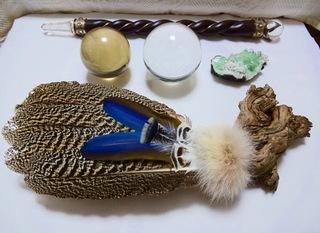 いるかさん 天然石 クリスタルフェアー in天然香房