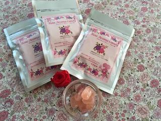 天然香房オリジナル ローズキャンディー バレンタイン 贈り物