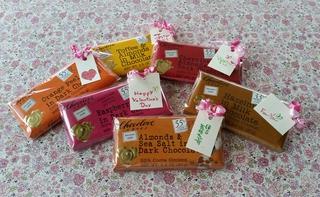 バレンタイン ベルギーチョコ 天然香房 贈り物