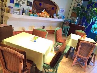 ときどきOPENカフェ てぃんがーら 天然香房 沖縄市 カフェ